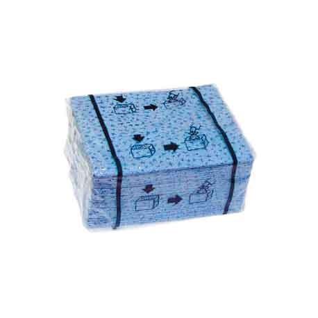 Gamuzas absorbentes industriales - 32 x 40 CM