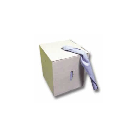 Gamuzas absorbentes en caja dispensadora