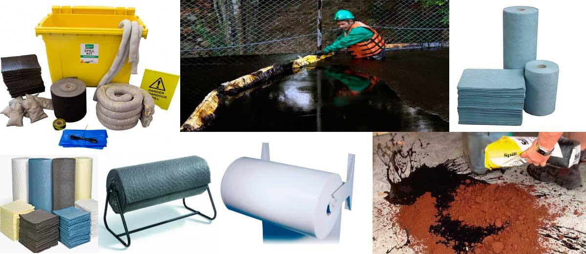 Control y prevención de derrames