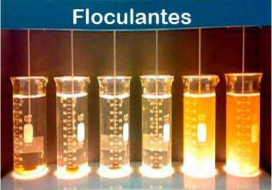 Floculantes Industriales